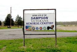 Sampson Veterans Memorial Cemetery