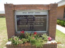 Ritch Baptist Church Cemetery