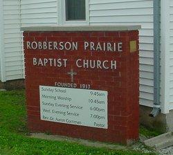 Robberson Prairie Cemetery