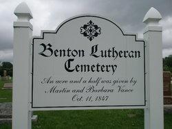 Benton Lutheran Cemetery