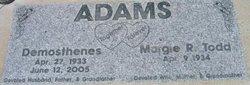 Demosthenes Adams