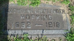 Catherine <i>Lieflander</i> Hopkins