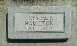 Crystal Fae <i>Oliver</i> Hamilton