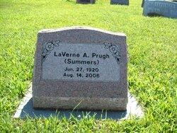 LaVerne <i>Summers</i> Adams-Prugh