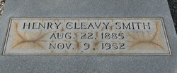 Henry Cleavy Smith
