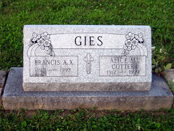 Alice Mary <i>Cotter</i> Gies