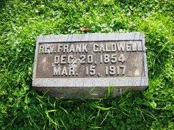 Rev Frank E. Caldwell