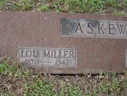 Lou <i>Miller</i> Askew
