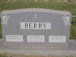 Laverne Ann <i>Harris</i> Berry