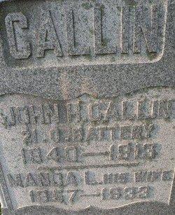John Henry Callin
