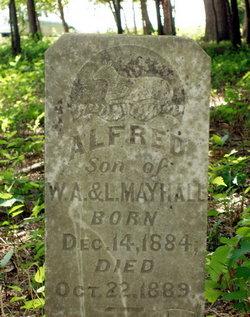 Alfred Mayhall