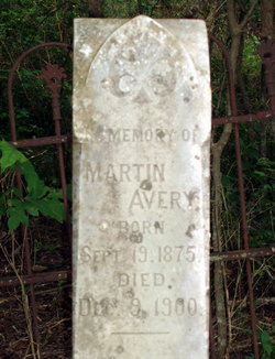 Martin Avery