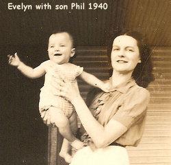 Evelyn <i>Vaughn Moore</i> Cordeau