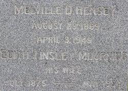 Edith Tinsley <i>Mourning</i> Hensey