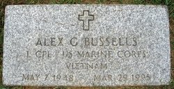 LCpl Alex G Bussells