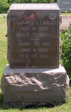 Mary Ann <i>Hulen</i> Lasley