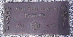 Doris <i>Eads</i> Clinton