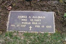 James A Allman