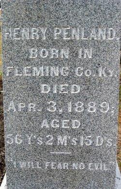 Henry Penland
