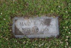 Mary Louise <i>Ober</i> Ayre