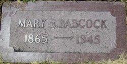Mary Elizabeth <i>Naylor</i> Babcock