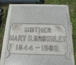 Mary Susan <i>Ayres</i> Brownley