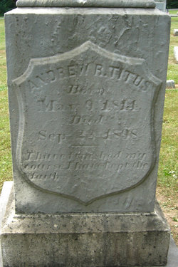 Andrew R Titus