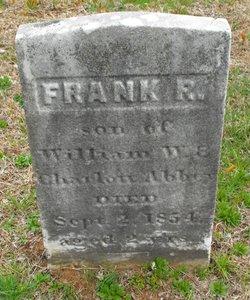 Frank R Abbey