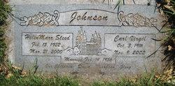 Helen Marr <i>Steed</i> Johnson
