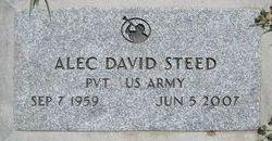 Pvt Alec David Steed