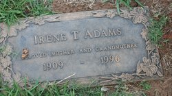 Irene T. Adams
