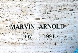 Marvin Aubry Arnold