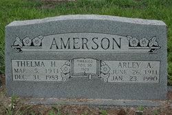 Arley A. Amerson