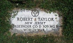 Robert Joseph Taylor