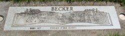 Mary Emma <i>Brunk</i> Becker