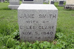 Jane L. Jennie <i>Smith</i> Clark
