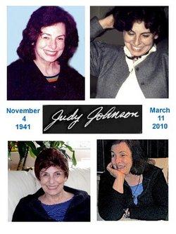 Connie Judith Judy Johnson