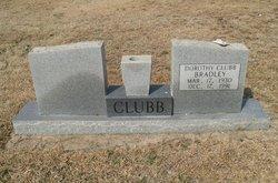 Dorothy <i>Clubb</i> Bradley