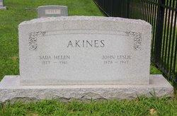 John Leslie Akines