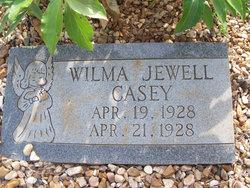 Wilma Jewell Casey