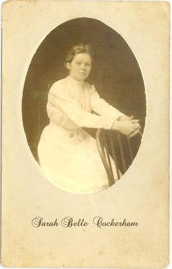 Sarabel <i>Edwards</i> Barrow