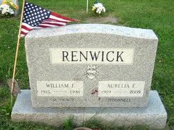 William F Renwick