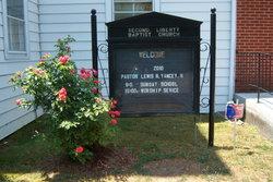 Second Liberty Baptist Church Cemetery