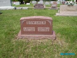 Amanda E <i>Hocker</i> Bowsher