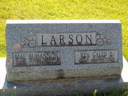 Clara Mae Mae <i>Bohannon</i> Larson