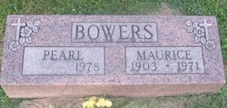 Maurice Bowers
