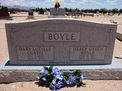 Mary Lucille Curtis Boyle