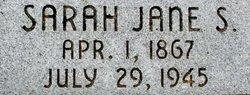 Sarah Jane Robinson <i>Stevens</i> Anderton