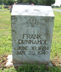 Thomas Franklin Frank Dunnahoe