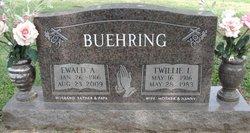 Twillie Irene <i>Riddle</i> Buehring